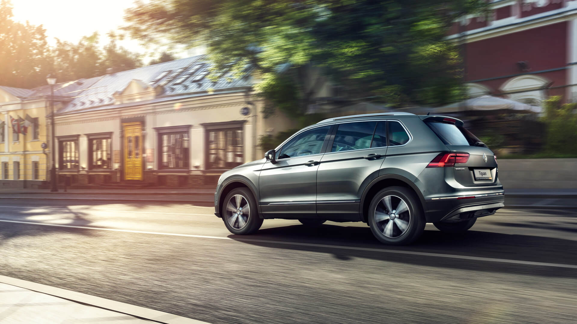 В России продан 100-тысячный Volkswagen
