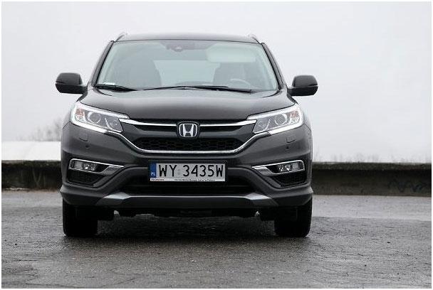 Преимущества качественного японского кроссовера Honda CR-V.