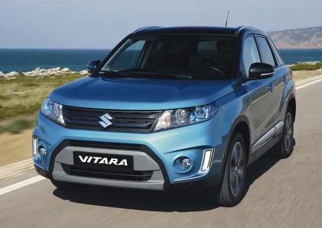 Suzuki Vitara – надежный, экономичный кроссовер, который не теряет в цене