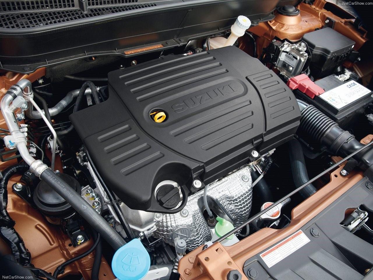 Обновленная версия Suzuki Vitara: передний привод в базе, полный доступен опционально