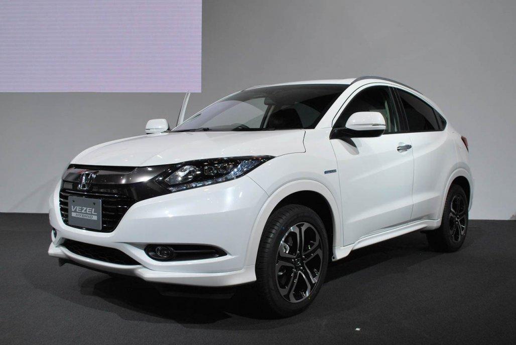 Honda Vesel | 2017 - 2018 Best Cars Reviews