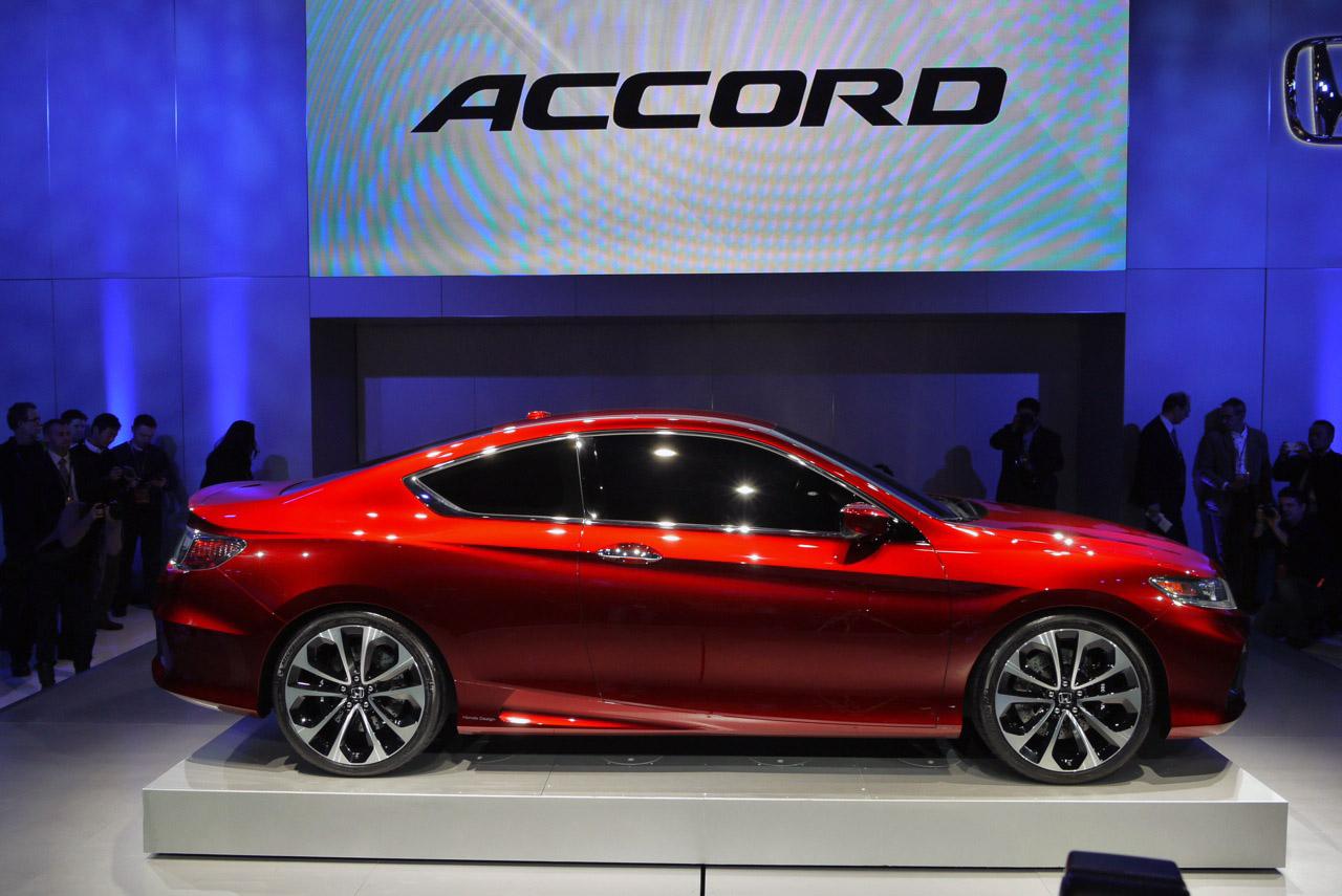 хонда аккорд купе